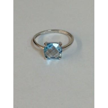 anello oro bianco 18 kt 750...